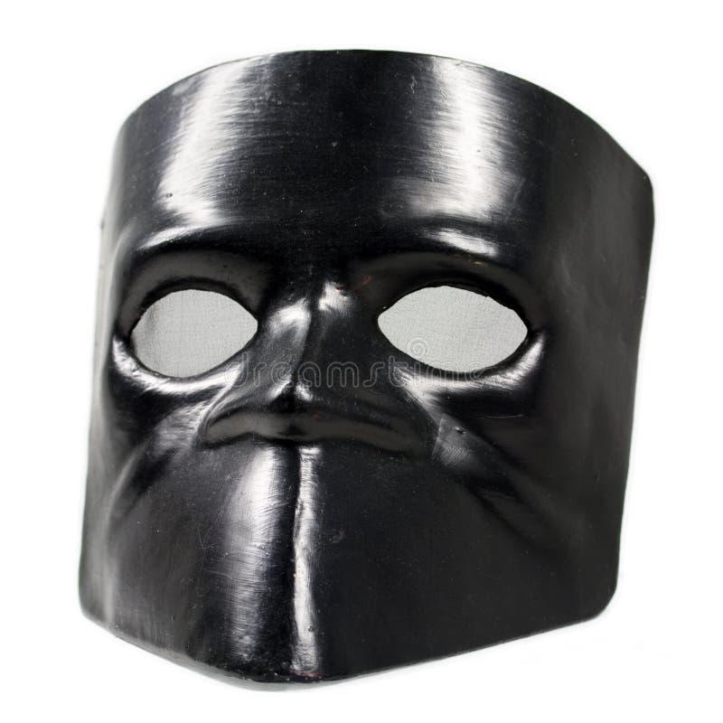 vénitien traditionnel de masque de bauta photo libre de droits