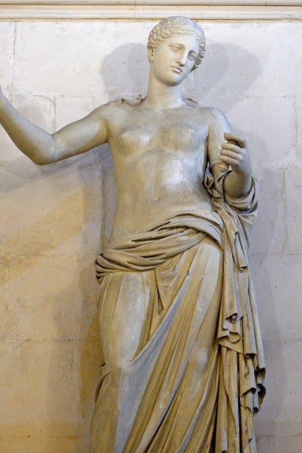 Vénus dans la ville hôtel, Arles, France images libres de droits