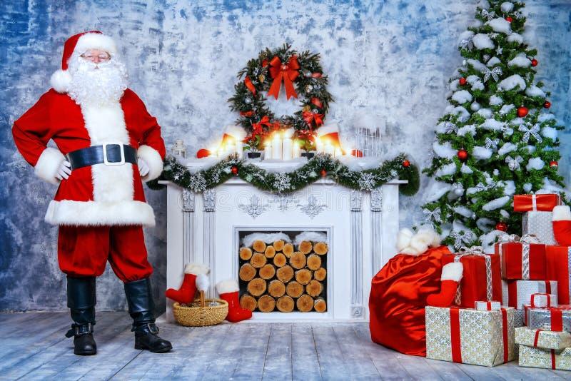 Véspera de dezembro fotografia de stock royalty free