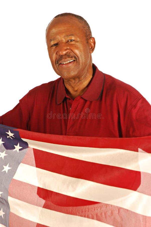 Download Vétéran américain image stock. Image du soldat, vétéran - 4350203