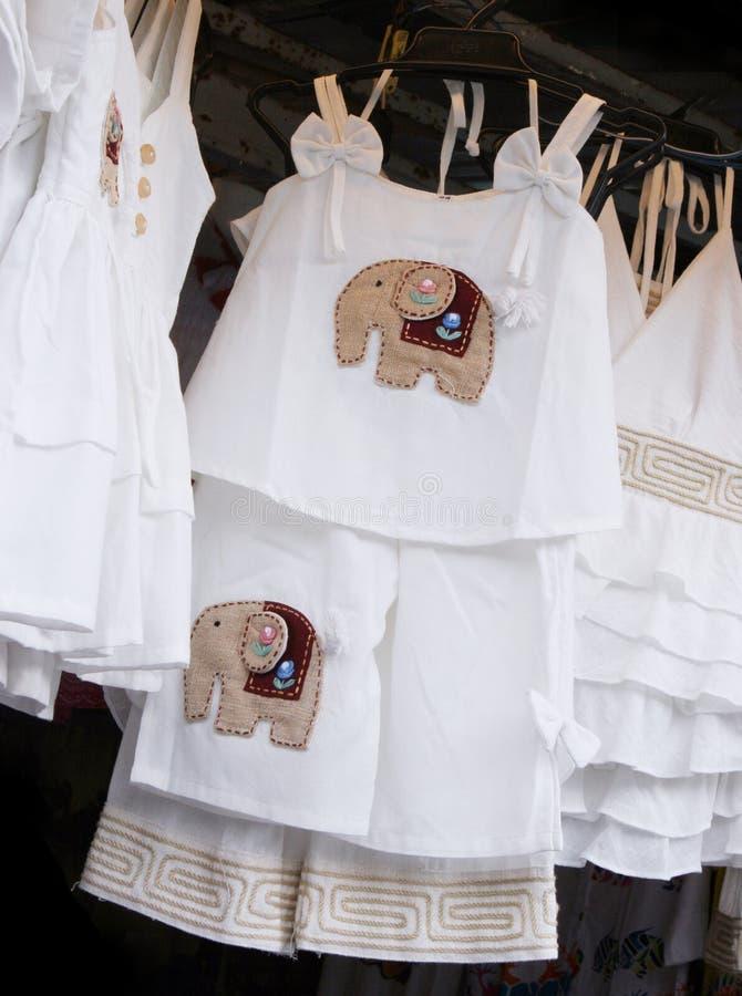 Vêtement. photographie stock libre de droits