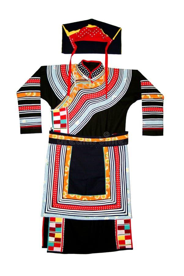 Vêtement traditionnel photo libre de droits