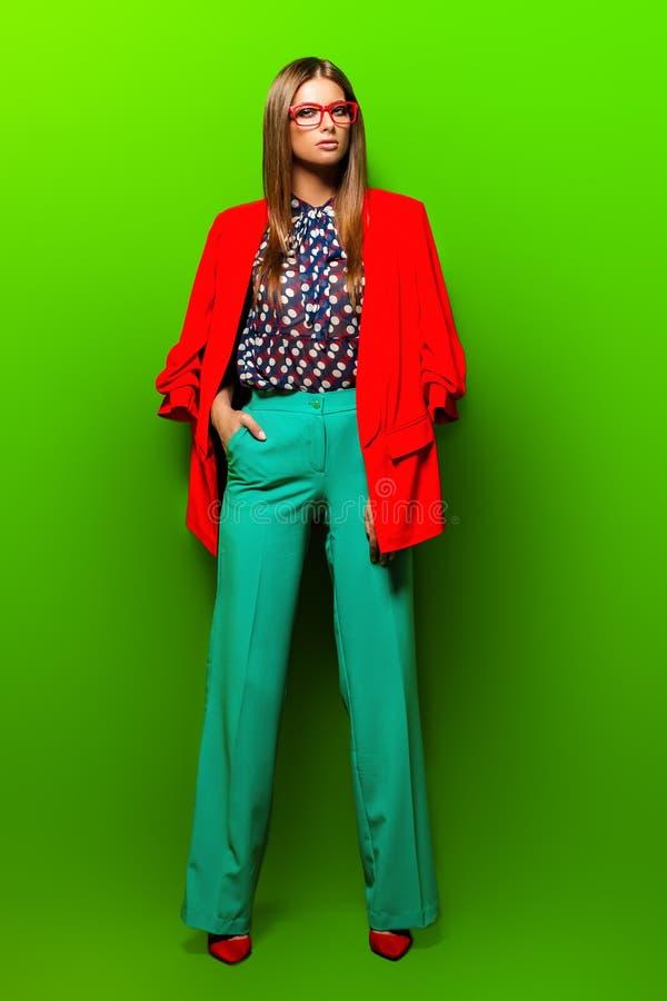 Vêtements élégants lumineux photos libres de droits