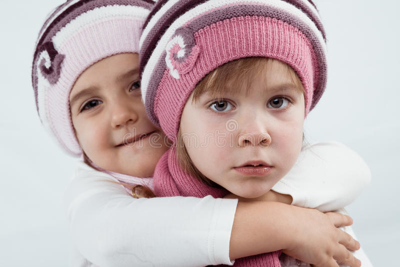 Vêtements d'hiver photographie stock libre de droits