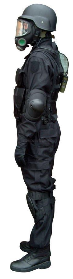 Vêtements de protection photo stock