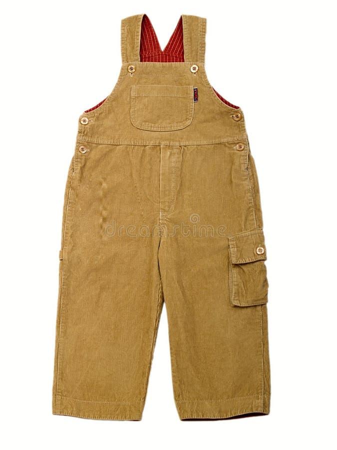 vêtements s d'enfants photographie stock libre de droits