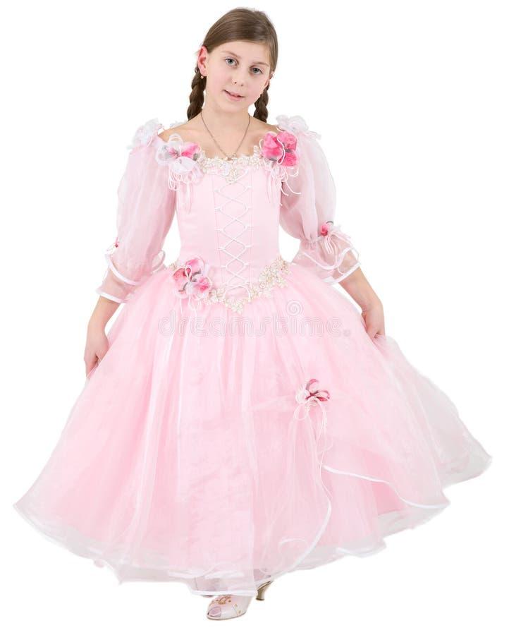 vêtx le rose de girlie photos libres de droits