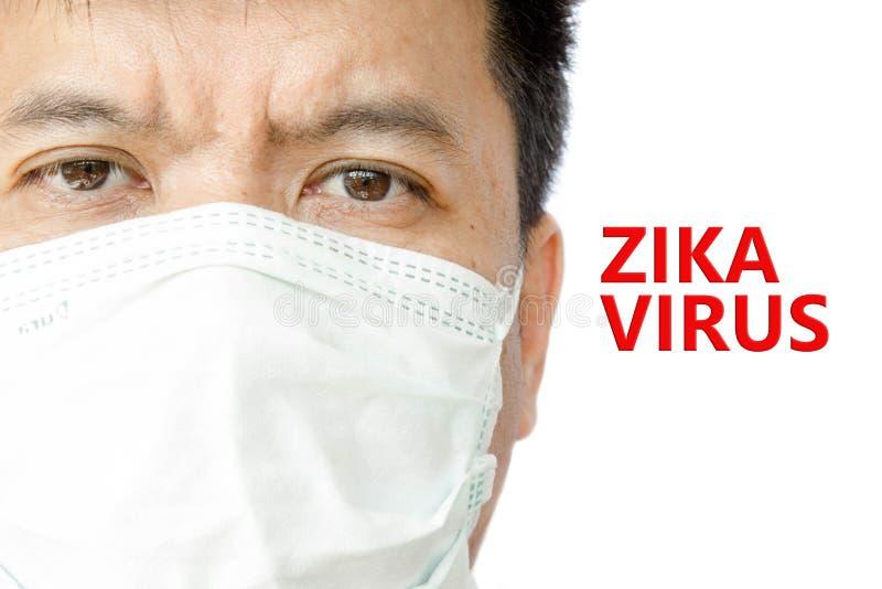 Vírus de Zika imagem de stock royalty free