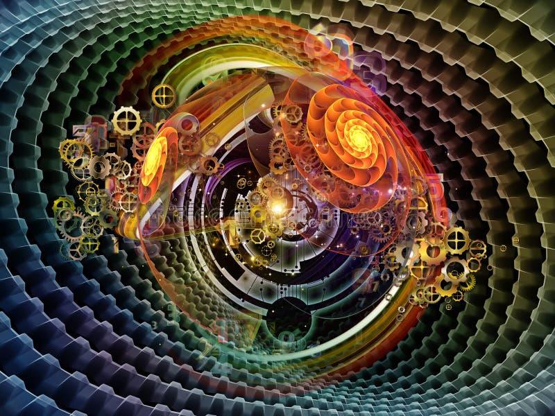 Download Vórtice Del Elemento Del Diseño Stock de ilustración - Ilustración de efecto, dinámico: 42427701