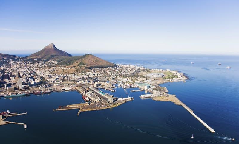 V&A de Haven van de waterkant en van Cape Town royalty-vrije stock afbeelding