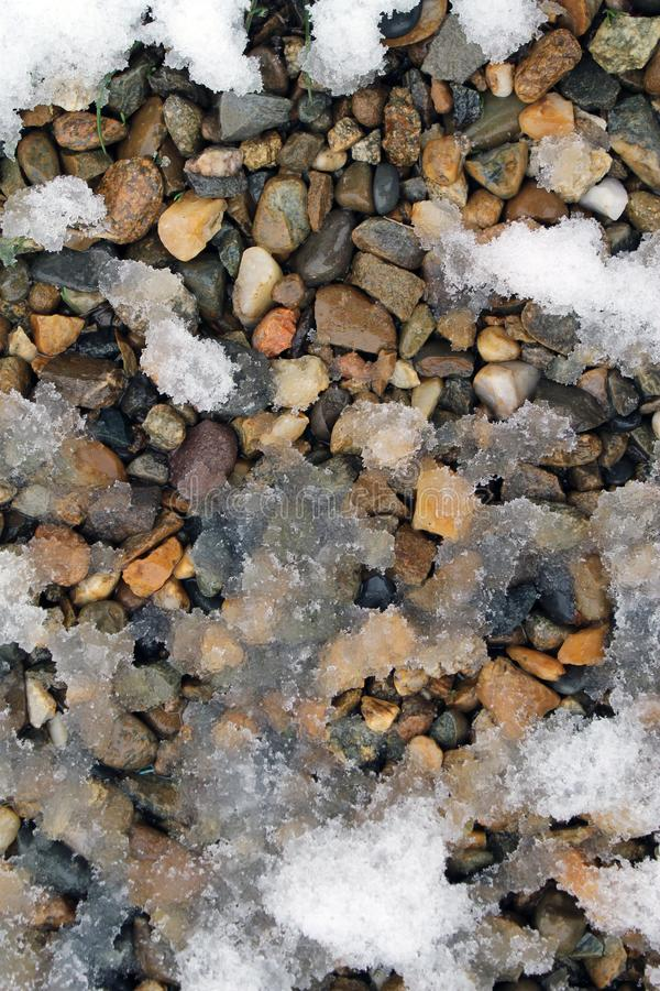 V?rsn? p? vaggar sn?modeller som textureras arkivbilder