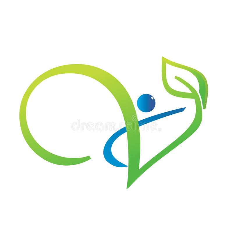 Download V green people logo stock vector. Illustration of grow - 24689225