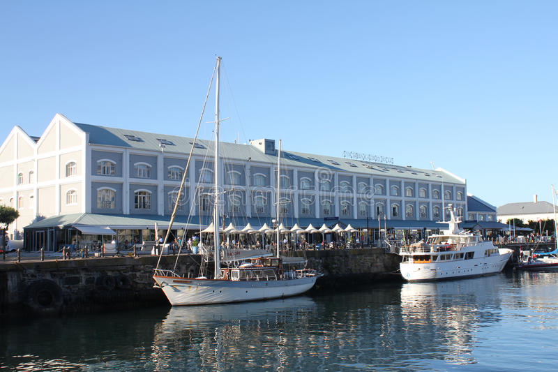 V & A Waterfront royalty free stock photography