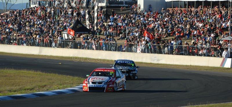 V8 Supercars   foto de stock royalty free