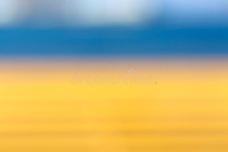 Vaag helder kleurrijk licht als achtergrond stock illustratie
