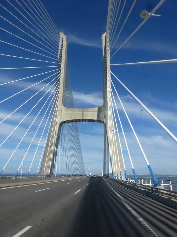 Vaarwel Lissabon royalty-vrije stock foto's