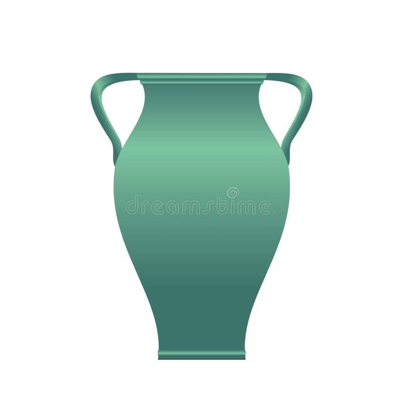 Vaas met handvatten vector illustratie