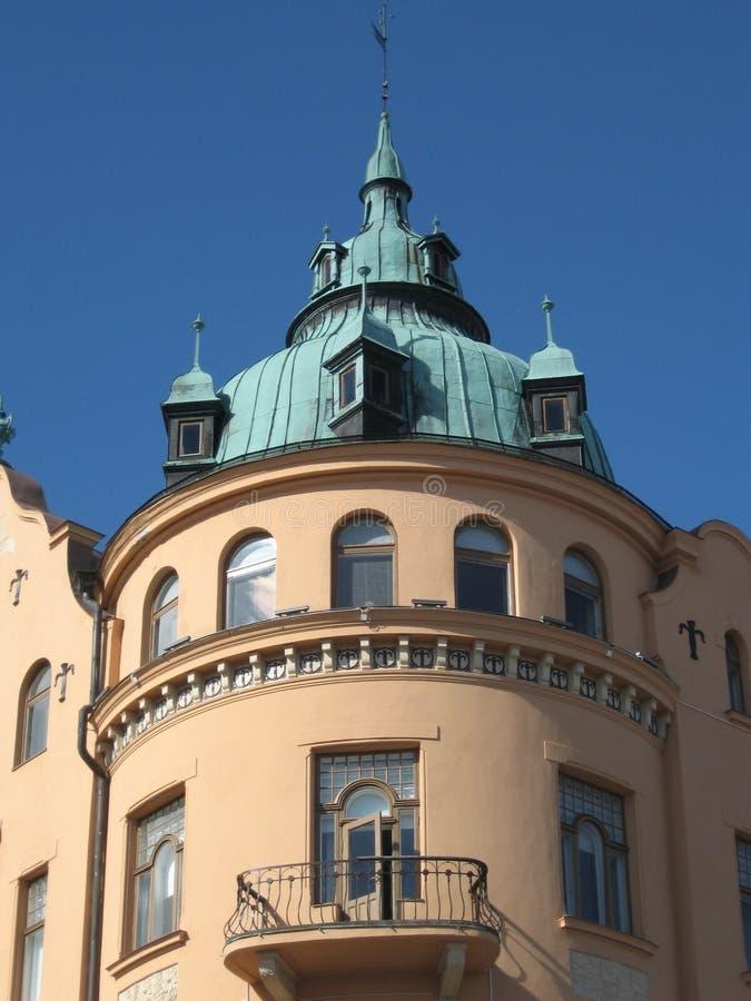 vaasa finlandia obrazy royalty free