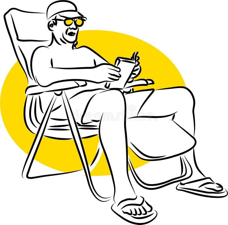 Vacaciones libre illustration