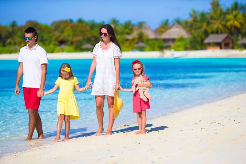 Vacaciones de familia fotos de archivo libres de regalías