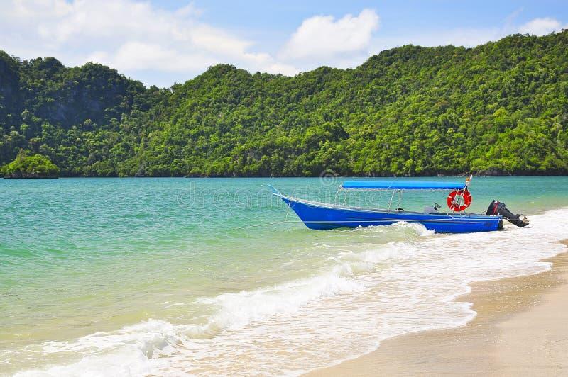 Vacaciones de la isla imágenes de archivo libres de regalías