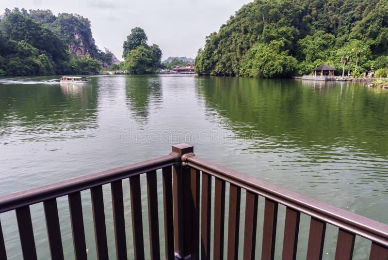 Vacances Asie, Ipoh image stock