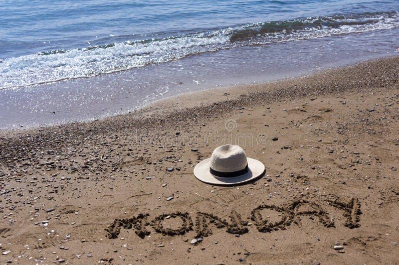 Vacances d'été image libre de droits