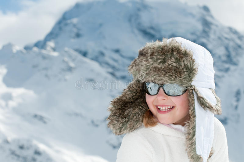 Vacances de l'hiver photo stock