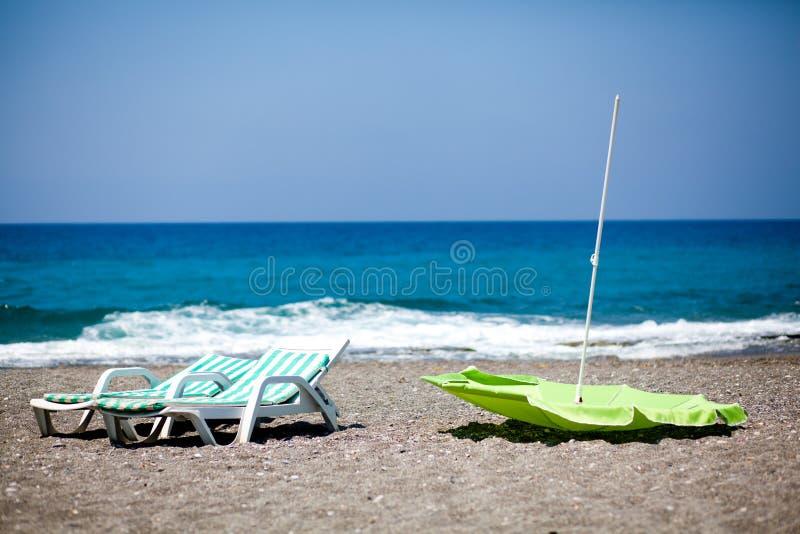 Vacances finies image stock