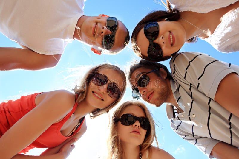 Vacances gaies photos stock