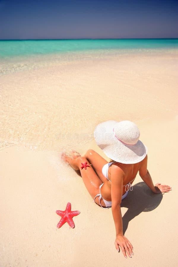 vacances rêveuses image stock