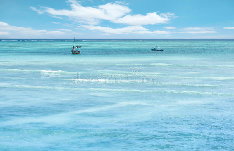 Vacances sur Zanzibar image stock