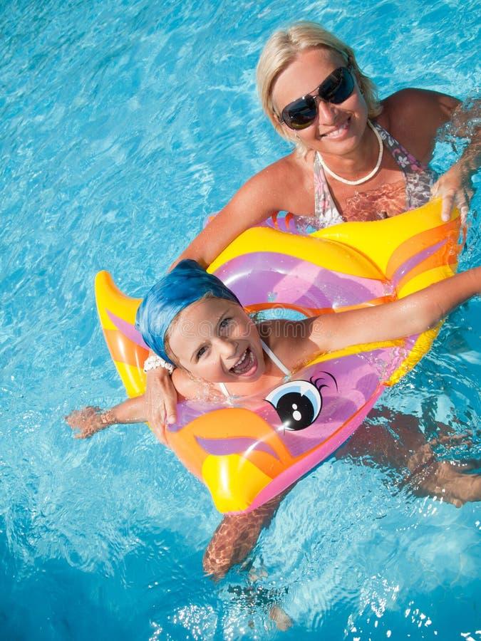 Vacanza di estate felice fotografia stock libera da diritti