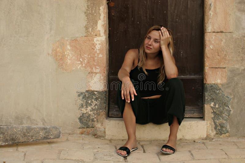 Vacanza mediterranea. immagine stock