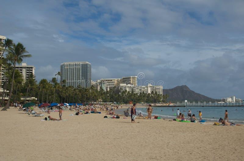 Vacanza sulla spiaggia immagine stock libera da diritti