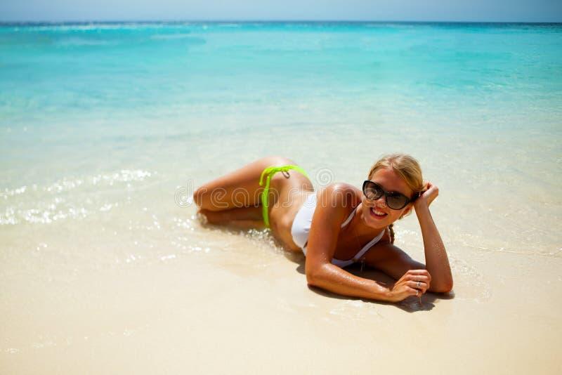 Vacanza tropicale fotografie stock libere da diritti
