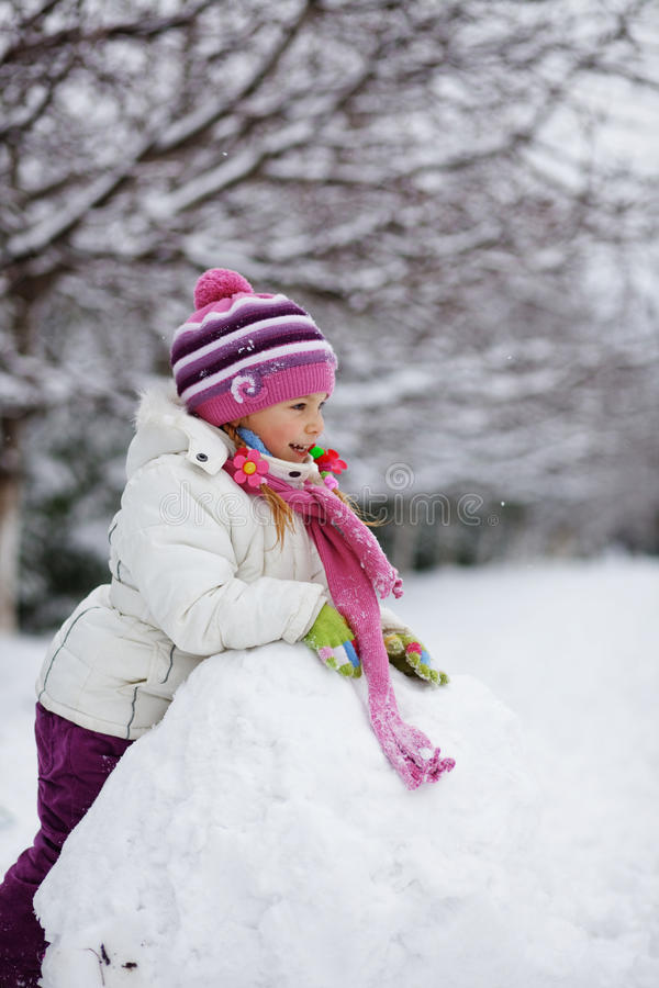 Vacanze di inverno fotografia stock libera da diritti