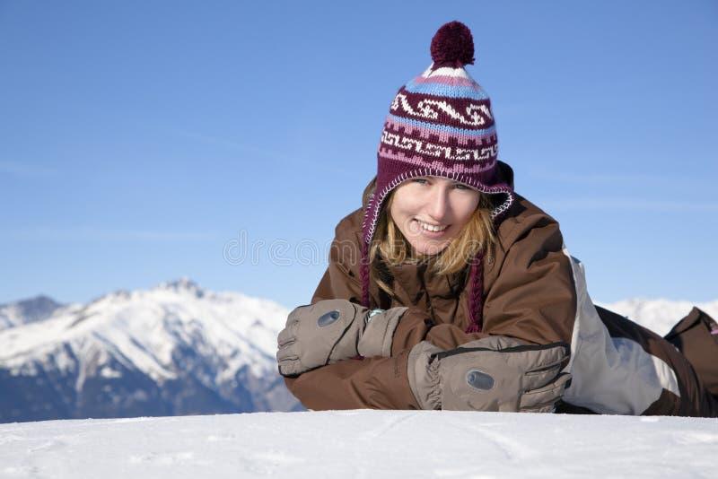 Vacanze di inverno immagini stock libere da diritti