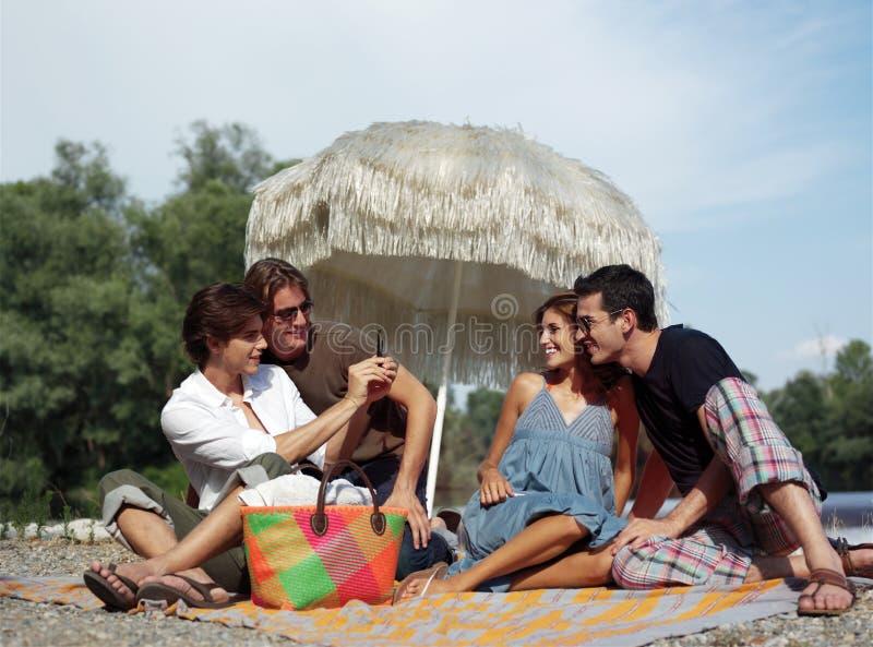 Vacanze estive immagini stock libere da diritti