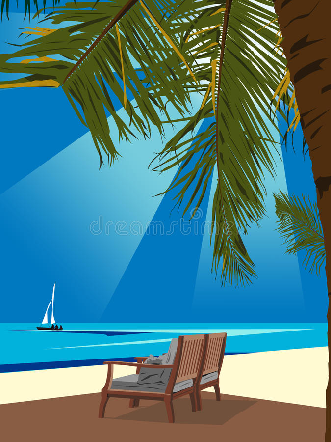 Vacation Stock Image