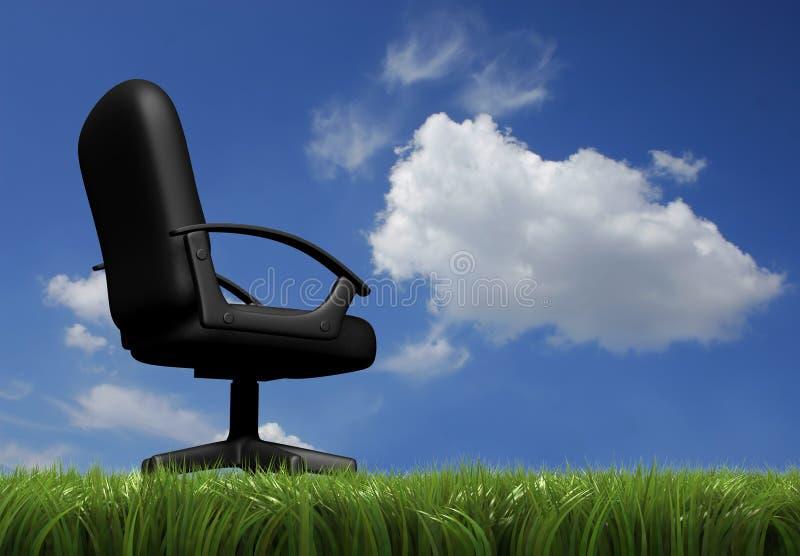 Download Vacation stock illustration. Illustration of dream, pause - 5407532