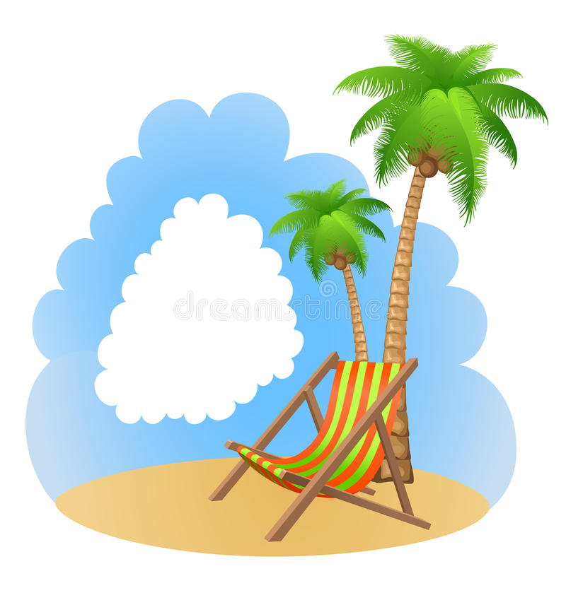 Free Vacation Background Royalty Free Stock Image - 14262856