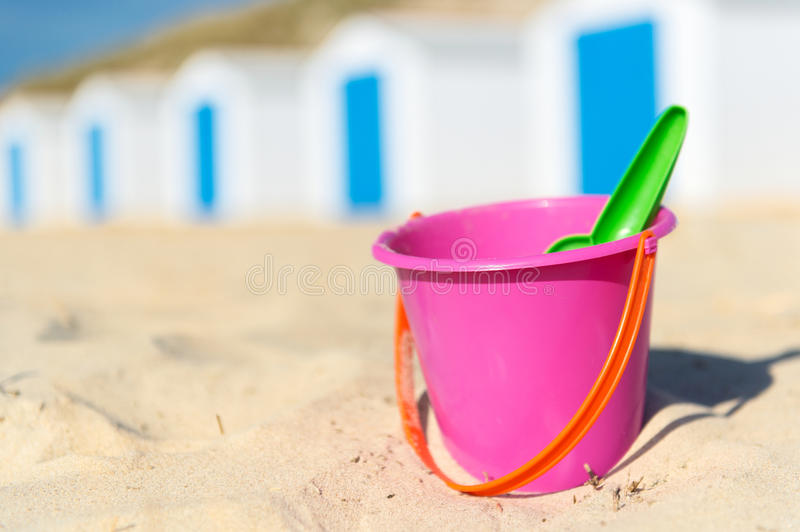 Vacation At The Beach Royalty Free Stock Image