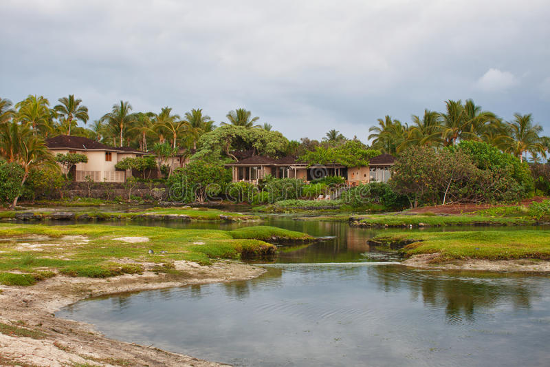 Download Vacation Cottage In Hawaii Royalty Free Stock Photography - Image: 23566347
