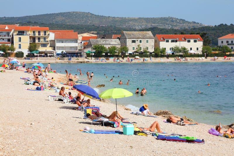 Vacation in Croatia stock photos