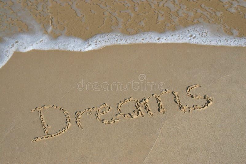 Vacation Dreams royalty free stock photos