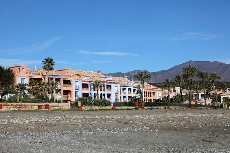 Vacation homes on Costa del Sol, Spain