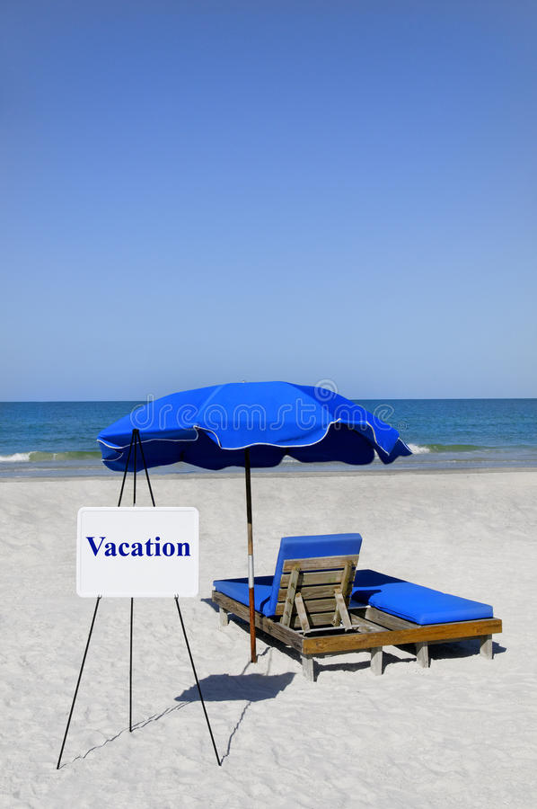 Download Vacation Sign stock photo. Image of blue, rest, ocean - 23712592