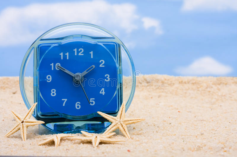 Download Vacation Time stock image. Image of minute, shape, background - 11191415