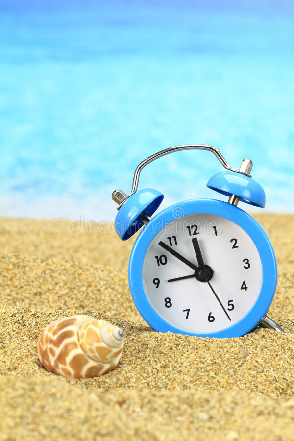 Download Vacation time stock image. Image of landscape, face, shell - 26325921
